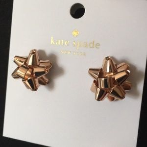 kate spade Jewelry - 💕♠️NWT Kate spade earrings ♠️💕
